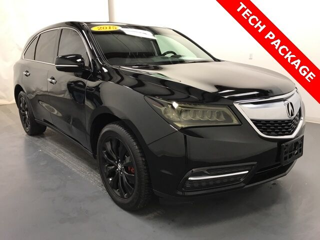 2015 Acura MDX 3.5L Technology Package SH-AWD Holland MI