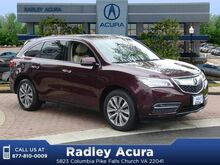 2015_Acura_MDX_3.5L Technology Package_ Northern VA DC