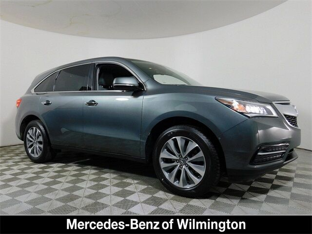 2015 Acura MDX 3.5L Technology Package Wilmington DE