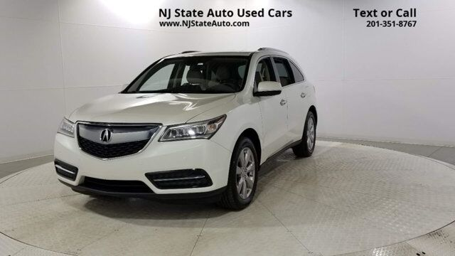 2015 Acura MDX AWD 4dr Tech/Entertainment Pkg Jersey City NJ