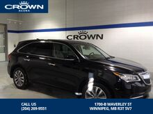 2015_Acura_MDX_AWD NAVI PKG - *Local/One owner/SERVICE RECORDS AVAILABLE*_ Winnipeg MB