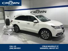 2015_Acura_MDX_AWD NAVI PKG - *No accidents/Local/One owner/SERVICE RECORDS AVAILABLE*_ Winnipeg MB