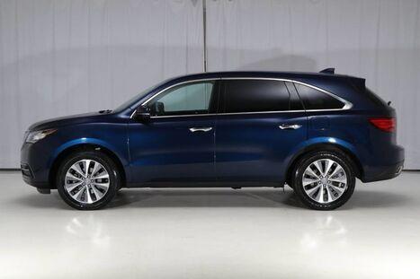 Acura MDX AWD Tech Package 2015