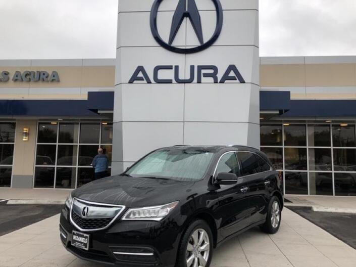 2015 Acura MDX Advance/Entertainment Pkg Columbia SC