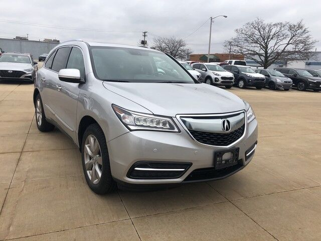 2015 Acura MDX Advance/Entertainment Pkg Peoria IL