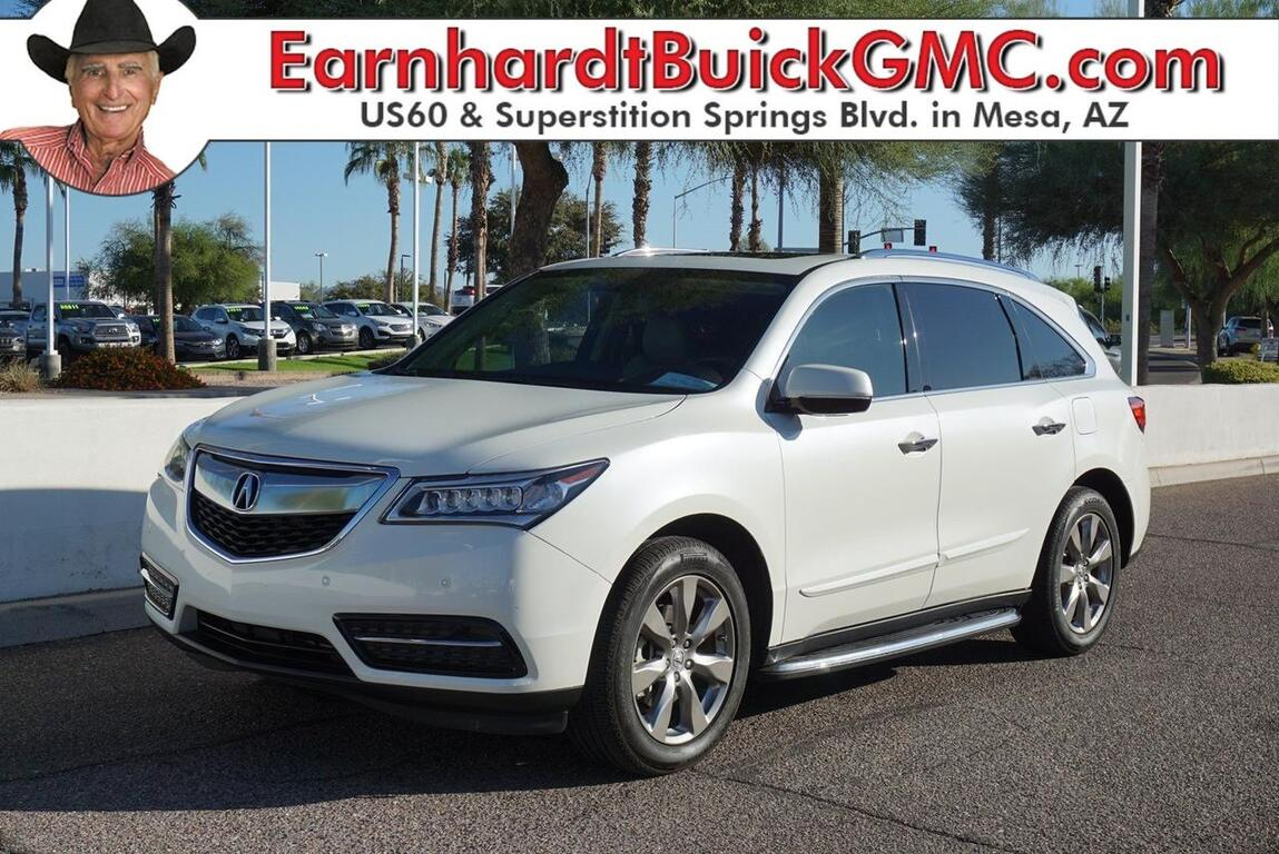 2015 Acura MDX Advance/Entertainment Pkg Phoenix AZ