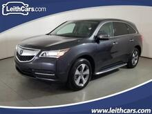 2015_Acura_MDX_FWD 4dr_ Raleigh NC