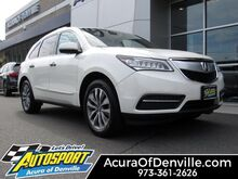 2015_Acura_MDX_SH-AWD 4dr Tech Pkg_ Hackettstown NJ
