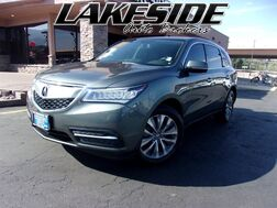 2015_Acura_MDX_SH-AWD 6-Spd AT w/Tech Package_ Colorado Springs CO