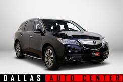 2015_Acura_MDX_SH-AWD 6-Spd AT w/Tech and Entertainment Package_ Carrollton TX