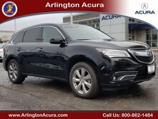 Acura MDX SH-AWD with Advance and Entertainment Packages 2015