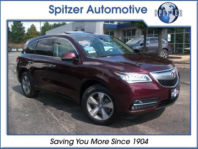 2015 Acura MDX SH-AWD McMurray PA