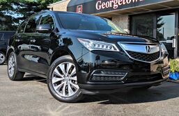 Acura MDX Tech/Entertainment Pkg 2015