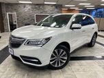 2015 Acura MDX Tech/Entertainment Pkg