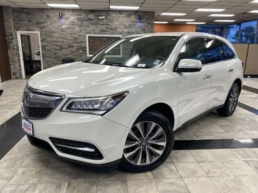 2015_Acura_MDX_Tech/Entertainment Pkg_ Worcester MA