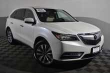 2015_Acura_MDX_Tech Pkg_ Seattle WA