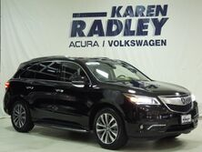 Acura MDX with Technology Package 2015