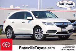 2015_Acura_Mdx_Tech Pkg_ Roseville CA