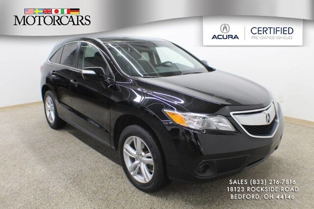 2015 Acura RDX  Bedford OH