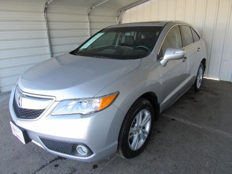 2015 Acura RDX 6-Spd AT w/ Technology Package Dallas TX