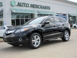 2015 Acura RDX 6-Spd AT w/ Technology Package NAV, SUNROOF, HTD SEATS, BLUETOOTH, BLIND SPOT, BACKUP CAM, PWR LIFT