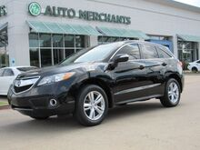 2015_Acura_RDX_6-Spd AT w/ Technology Package NAV, SUNROOF, HTD SEATS, BLUETOOTH, BLIND SPOT, BACKUP CAM, PWR LIFT_ Plano TX