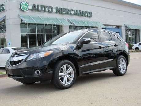 2015 Acura RDX 6-Spd AT w/ Technology Package NAV, SUNROOF, HTD SEATS, BLUETOOTH, BLIND SPOT, BACKUP CAM, PWR LIFT Plano TX
