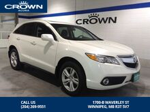 2015_Acura_RDX_AWD PREMIUM PKG - *NO ACCIDENTS/One owner*_ Winnipeg MB