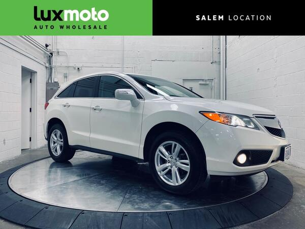 2015_Acura_RDX_AWD Tech Pkg Backup Camera Navigation_ Portland OR