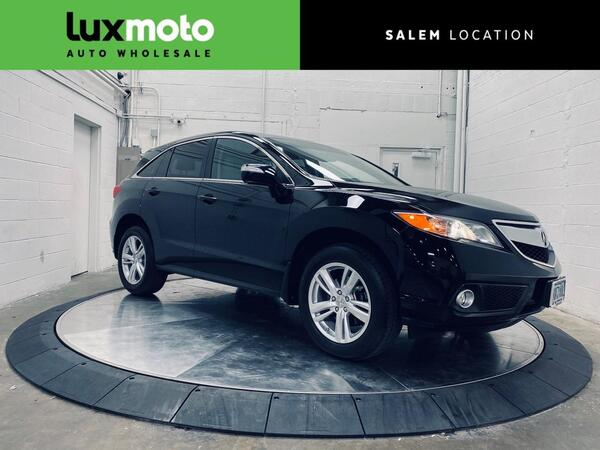 2015_Acura_RDX_AWD Tech Pkg NAV Backup Cam Htd Seats_ Salem OR