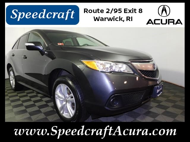 Vehicle details - 2015 Acura RDX at Sdcraft Acura West Warwick ... on