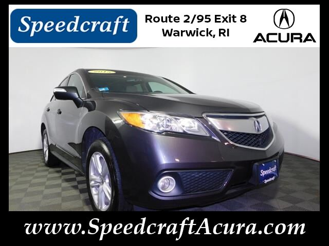 2015 Acura RDX AWD with Technology Package Wakefield RI