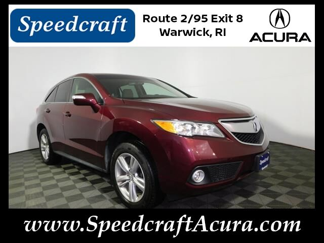 2015 acura rdx awd with technology package west warwick ri 22039694. Black Bedroom Furniture Sets. Home Design Ideas