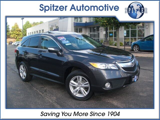 2015 Acura RDX AWD with Technology Package McMurray PA