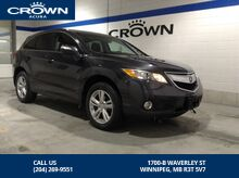 2015_Acura_RDX_All Wheel Drive Tech Pkg NEW TIRES!_ Winnipeg MB