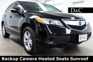 2015_Acura_RDX_Backup Camera Heated Seats Sunroof_ Portland OR
