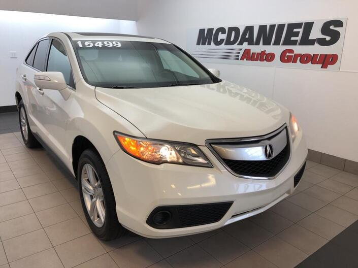 2015 Acura RDX Base Columbia SC