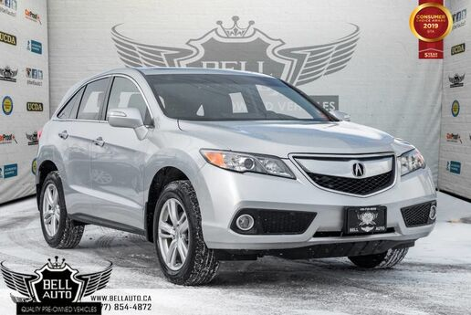 2015 Acura RDX Tech Pkg, NAVI, BACK-UP CAM, LEATHER, MOONROOF Toronto ON