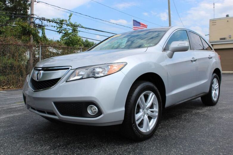 2015 Acura RDX Tech Pkg New Castle DE