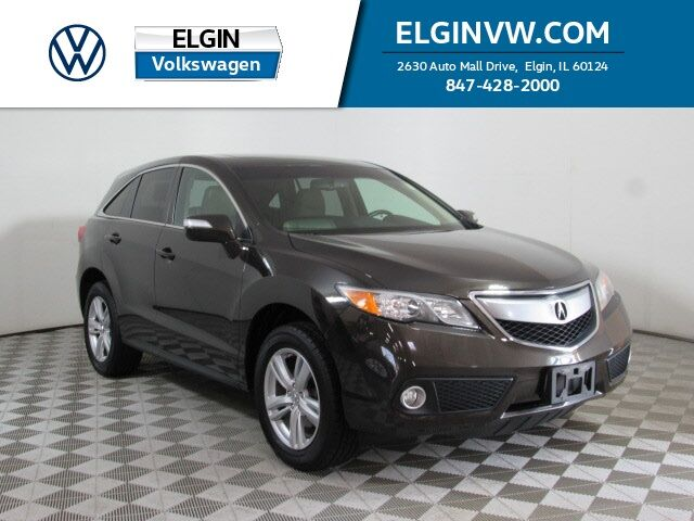 2015 Acura RDX Technology Package Elgin IL