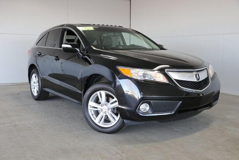 2015 Acura RDX Technology Package Merriam KS