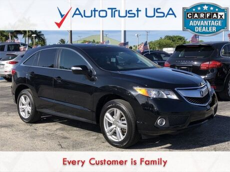 2015 Acura RDX Technology Package Miami FL