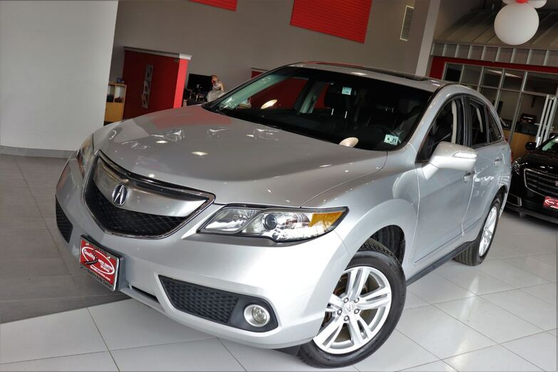 2015 Acura RDX Technology Package Navigation Sunroof Backup Camera Springfield NJ