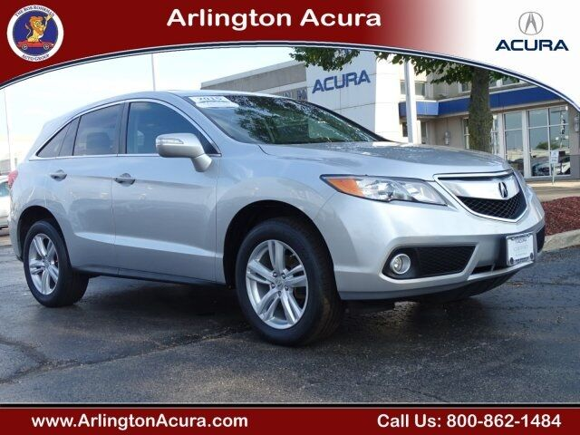 2015 Acura RDX Technology Package Oshkosh WI