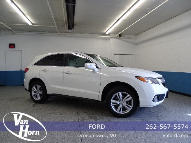 2015 Acura RDX Technology Package Plymouth WI