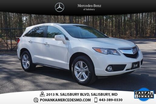 2015_Acura_RDX_Technology Package w/Technology Package  ***  ONE OWNER  ***_ Salisbury MD