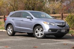 2015_Acura_RDX_Technology Package_ California