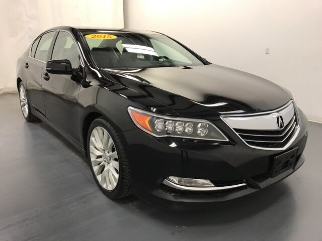 2015 Acura RLX Base w/Technology Package Holland MI