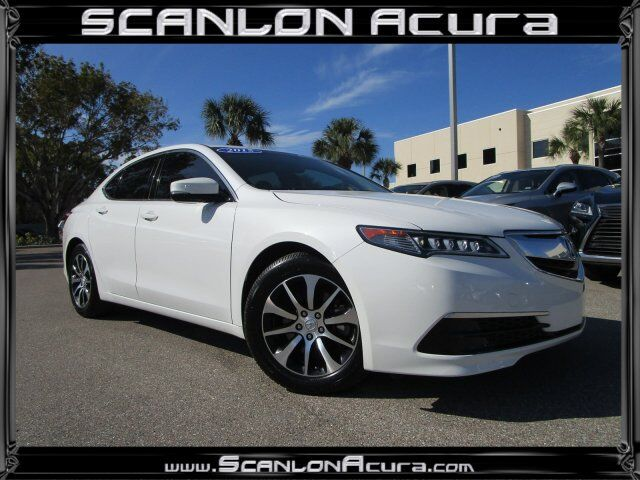 2015 Acura TLX  Fort Myers FL