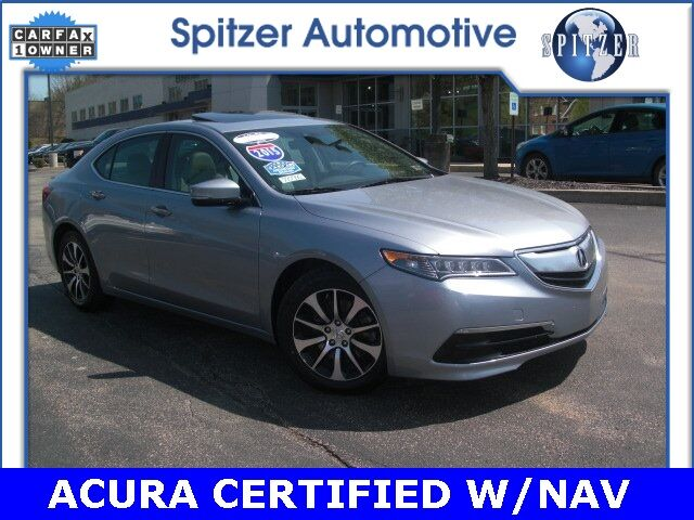2015 Acura TLX 2.4 8-DCT P-AWS with Technology Package McMurray PA